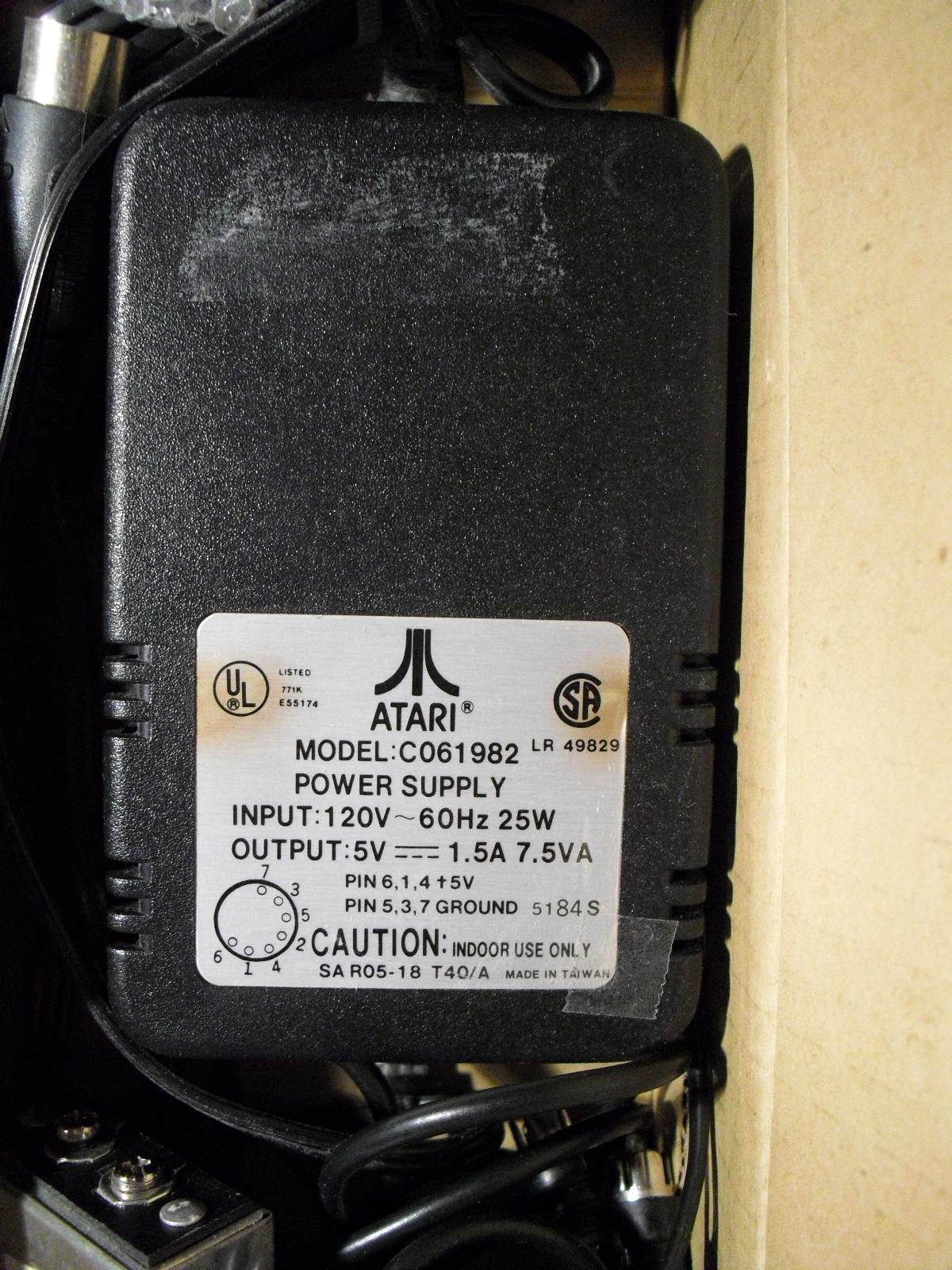 Atari 8 Bit Computers Circuitlab Genie Garage Door Opener Mod 61982 Box